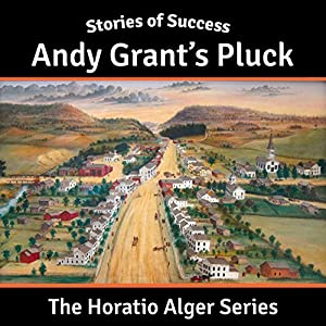 Andy Grant's Pluck Audiobook