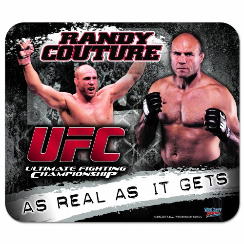UFC Mixed Martial Arts Randy Couture Mouse Pad