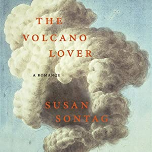The Volcano Lover Audiobook