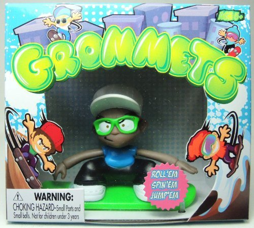 Grommets 2.6 inch Figure - Benny Banks (white cap) - 1