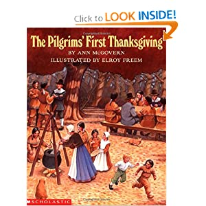 Pilgrim's First Thanksgiving