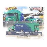 Hot Wheels Team Transport Fleet Flyer (Color: Multicolor)