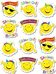 Creative Teaching Press Suns Stickers (4122)