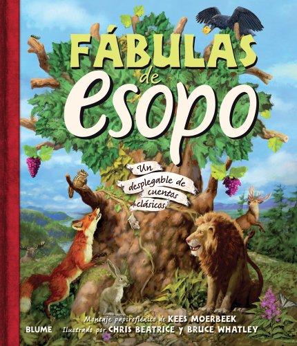 fabulas-de-esopo-aesops-fables-un-desplegable-de-cuentos-clasicos-a-pop-up-book-of-classic-tales