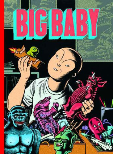 Burns Library HC 02 Big Baby (Charles Burns Library)