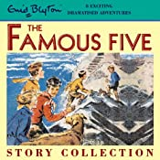 Famous Five Story Collection of 8 Stories | [Enid Blyton]