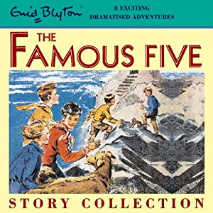 Famous Five Story Collection of 8 Stories Audiobook