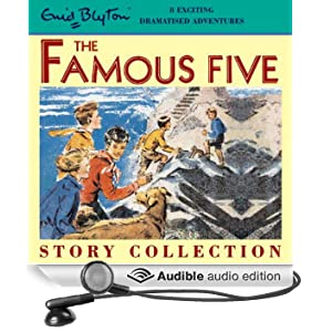 Famous Five Story Collection of 8 Stories
