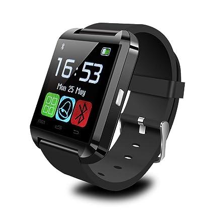 Amazon.com: Padgene Bluetooth 4.0 Smart Watch Bracelet For Samsung ...