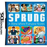 Sprung Nintendo Ds