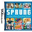 Sprung: A Game Where Everyone Scores - Nintendo DS