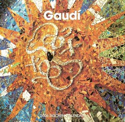 Gaudi 2006 Taschen Calendar
