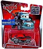Disney/Pixar Cars Heavy Metal Lightning McQueen Die-cast Car 1:55 Scale