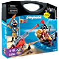 Playmobil 626652 - Malet�n Piratas