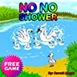 Children's Books: No No Shower (Recommended book for children 1)