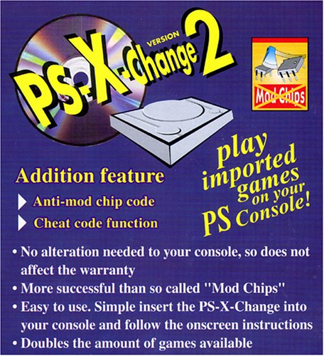 Playing Japanese games on PS2, easy way? - Modern Gaming