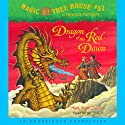 Magic Tree House, Book 37: Dragon of the Red Dawn (       UNABRIDGED) by Mary Pope Osborne Narrated by Mary Pope Osborne