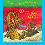Magic Tree House, Book 37: Dragon of the Red Dawn | [Mary Pope Osborne]