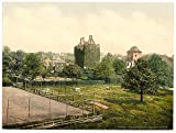 Photo: Dean Castle,Kilmarnock,Scotland,c1895