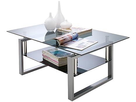 """Couchtisch Glastisch Sofatisch Wohnzimmertisch Tisch Beistelltisch """"Alfa"""""""