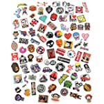 Anddas 100 Random Assorted Decal Stic...