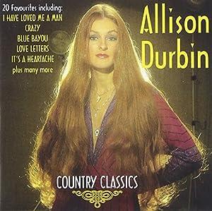 Allison Durbin Don't Make Me Give In