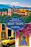 img - for Lonely Planet Spain & Portugal's Best Trips (Travel Guide) book / textbook / text book