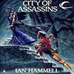 City of Assassins: Shadow World, Book 3 (       UNABRIDGED) by Ian Hammell Narrated by Arthur Morey