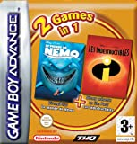 echange, troc Combo Le Monde de Nemo 1 + Indestructibles