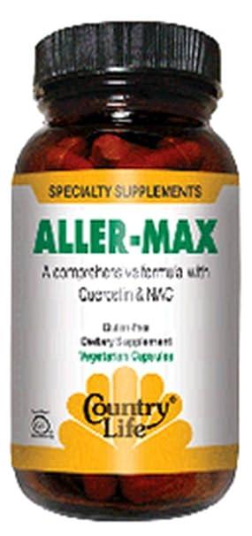 Отзывы Aller-Max 50 Capsules