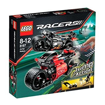 LEGO - 8167 - Jeu de construction - Racers - Jump Riders