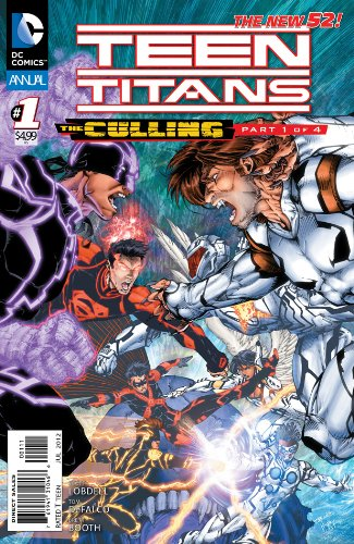 Teen Titans Annual #1-The Culling!(The New 52) (Vol 4) PDF