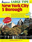 img - for Hagstrom New York City 5 Borough Atlas book / textbook / text book