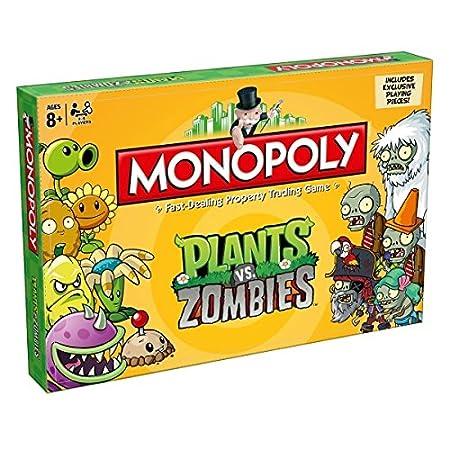 Plants vs. Zombies Monopoly (expédiés à partir du Royaume-Uni)