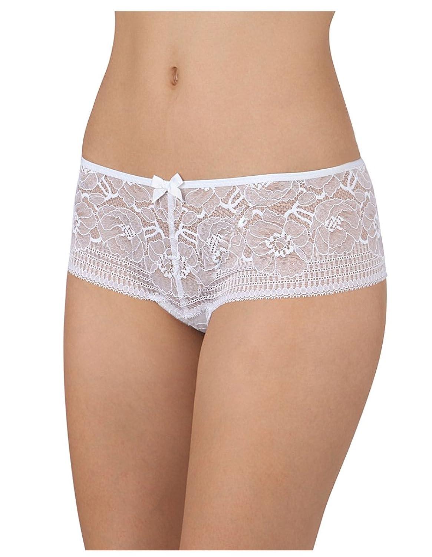 Barbara Fleur de Sucre Shorty in Weiß 120641-BL-001 jetzt bestellen