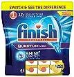 Finish Quantum Dishwasher Tablets - Lemon, Pack of 1 (Total 45 Tablets )