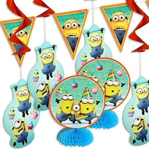 Minions Despicable Me - Table Decorating Kit