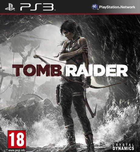Tomb Raider ( PS3 輸入版)