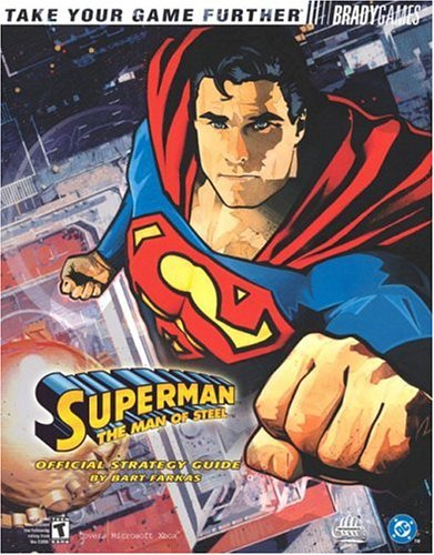 Superman: The Man of Steel Official Strategy Guide