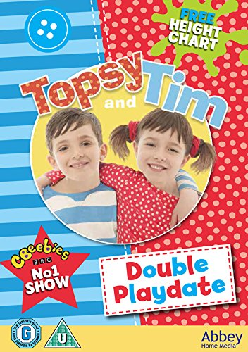 Topsy & Tim - Double Playdate - INCLUDES FREE HEIGHT CHART [DVD]
