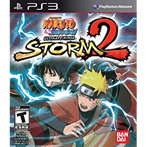 61YFQpwO cL. AA300  Download Naruto: Ultimate Ninja Storm 2 2011 – PS3