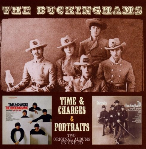 Buckinghams In One Ear And Gone Tomorrow