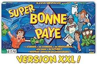 Parker - 16935 - Jeu de Société - Super Bonne Paye