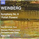 """Sinfonien Nr. 8, Op.83 """"Polish Flowers"""""""