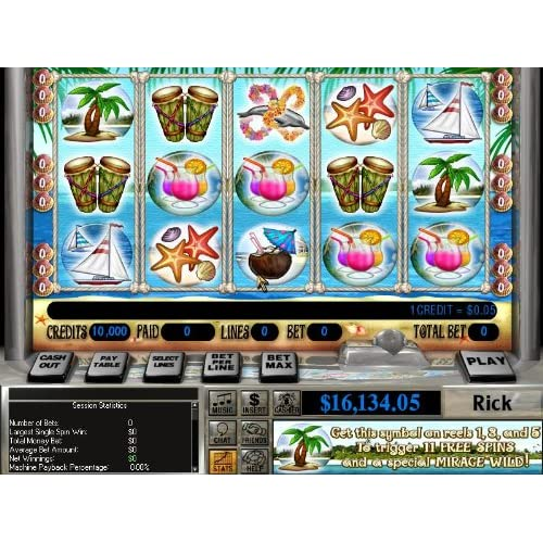 CrimsonRain.Com Reel Deal Slots: American Adventure  賭機高手:美國歷險