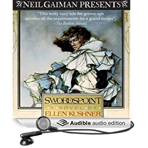 Swordspoint: A Melodrama of Manners (Unabridged)