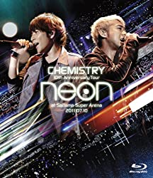 10th Anniversary Tour -neon- at さいたまスーパーアリーナ 2011.07.10 [Blu-ray]