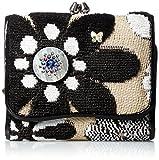 [シンクビー!] マーガレット2 3つ折財布 A000291 BE バタフライ