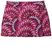 Big Sale prAna Women's Sugar Mini Skirt, X-Small, Berry Flora