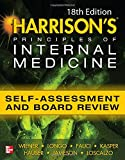 img - for Harrisons Principles of Internal Medicine Self-Assessment and Board Review 18th Edition book / textbook / text book